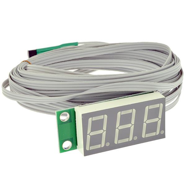 Цифровой термометр tp lcd с температурным датчиком-щупом - электронный термометр с lcd дисплеем, измеряемая температура от ℃ до +℃, питание прибора 1 батарейка типа lr44, температурный датчик - щуп из нержавеющей стали, функции.