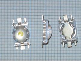 LED EP204K-150BW1 бел. 3000мКд 100° d=11