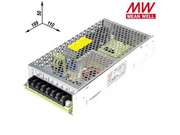 RS-150-24 Преобразователь напряжения ~220V>24V(6,5A)