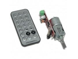 MP1236 регулятор 2-канал.Моторизированный с тонкомпенс.