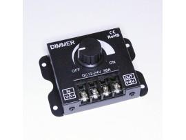 Регулятор 12В-24В 30A ламп накаливания