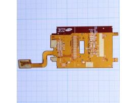 SAM S100 шлейф без компонентов