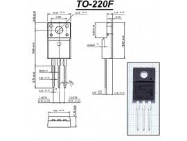 BT138X-800(12A) Тирист. изолир.