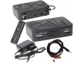 Delta DS-540HD ресивер эфирный DVB-T2