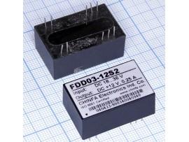 FDD03-12S2 Преобразователь напряжения