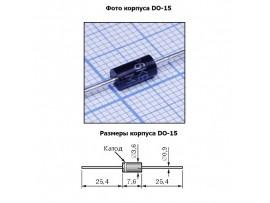 P6KE200CA диод ограничительный