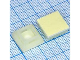 AAM 13 крепёж стяжки самоклеющийся (HC-100)