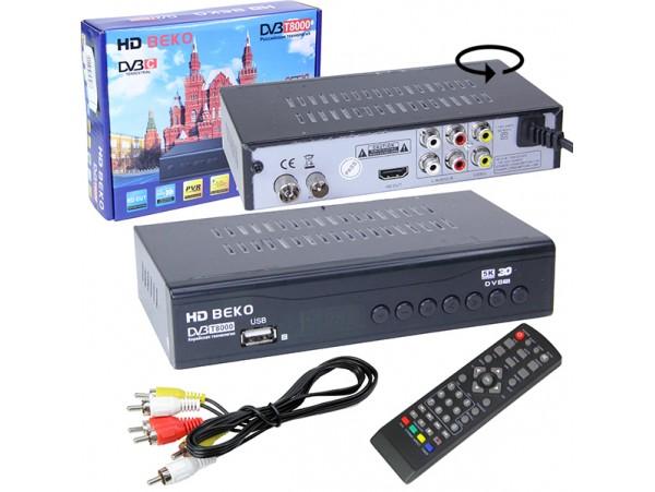 BEKO BE-6600 ресивер эфирный+кабельный