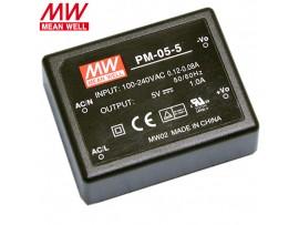 PM-05-5 Преобразователь напряжения ~220V>5V(1A)