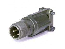 MS3101E-10SL-3P шт. 3к. на кабель Amphenol