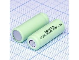 Аккумулятор 1,2V/350 (d=10;L=30) NiMH 2/3AAA GP30AAAM
