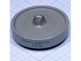 Конденсатор 3300p/10кV КВИ-3