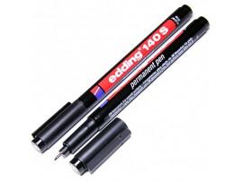 E140S 0,3мм маркер перманентный Edding чёрный