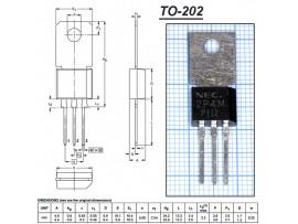2P4M Тиристор