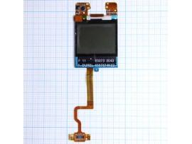 MOT V60 Модуль, 2 дисплея в сборе на шлейфе LCD