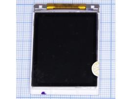 MOT C115/116 дисплей со шлейфом LCD