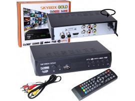 YASIN Y-8800 ресивер эфирный+кабельный
