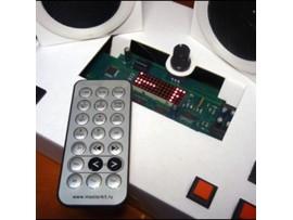 EK-003 радиоприемник. Радиоконструктор - раскраска