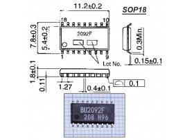 BU2092F