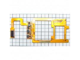 SAM S500 шлейф с компонентами