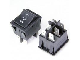 Конденсатор 6800p/3kV К15-5 Н70