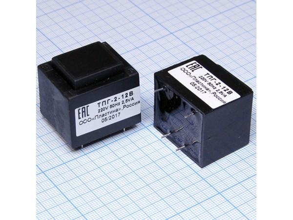 Транс.ТПГ-2-12V/UC30S-2-12028