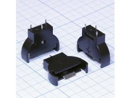 CR2032 отсек батарейный вертикальный BH840