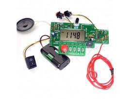EK-002 радиоприемник. Радиоконструктор - раскраска