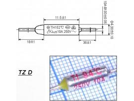 TZ D-094-10А Термопредохранитель
