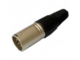 XLR-4M Шт.микр.4к.на кабель