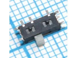 IS-1290 переключатель движковый SMD (MSK12C02)