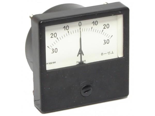 М1001М (30-0-30А) Амперметр