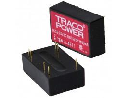 TEN3-4811 PBF (36V-75V DC>+ 5 V DC/0,5A) Преобр. напр.