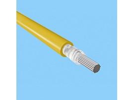 МГШВ-0,35 Провод желтый (оранж.)