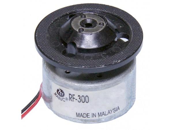 МОТ 5,9V RF-300F/A-12350 d=24: h=12  с дискодержателем
