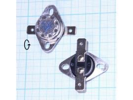 KSD-F01-130 130°C/250V/10A Термостат биметаллический