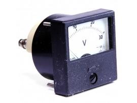 М2001 (0-30В) Вольтметр 60х60