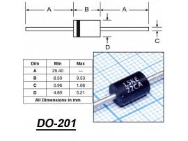 1,5KE22CA PBF диод защитный