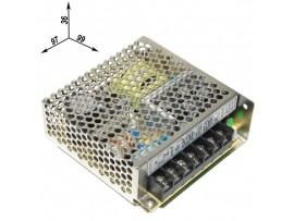 RID-50A Преобразователь напряжения ~220V>5V(6A)+12V(2A)
