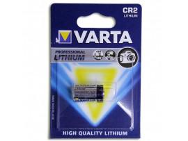 CR2 Батарея 3V Photo (d=15;L=27) Varta