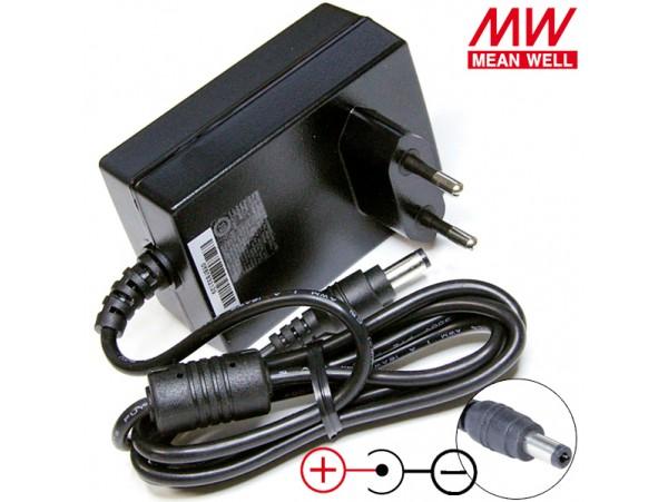 БП 9V2A 2,1х5,5мм GS18E09-P1J Блок питания MW