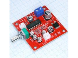 RS025-Lite. Ревербератор на PT2399 (одноканальный)