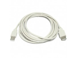 Шнур USB A<USB A шт<гн AM-AF 3м