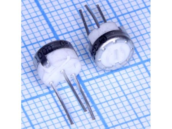 Рез. 100 Ом Trim PV32H (СП3-19А)