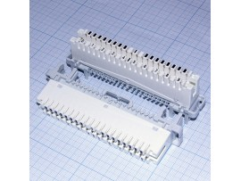 Плинт TMKD-10 (10 пар размыкаемый)
