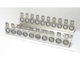 FD-6232 хомут Монтажный под 10 плинтов (металл)