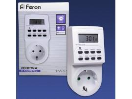 TM22 Feron Таймер недельный электронный