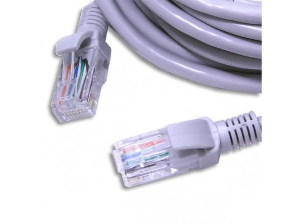 Патч-корд литой SC03-8P8C5-G 8P8C 5м