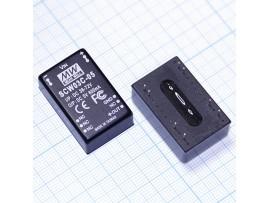 SCW03C-05 PBF (36V-72V DC>+ 5V DC/0,6A) Преобр. напр.