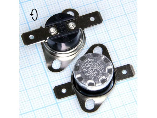 KSD-301-095С 250V10A Термостат нормально замкнутый